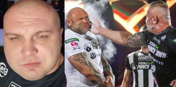 """Dawid Zalewski, który znokautował Artura Walczaka na gali Punchdown, ŻYCZY MU ZDROWIA: """"Wszyscy wierzymy w ciebie"""""""