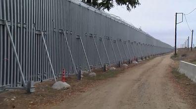 Potężne ogrodzenie na granicy Unii Europejskiej. Wszystko przez uchodźców z Afganistanu