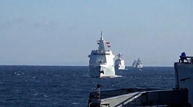 Rosja i Chiny organizują pierwszy wspólny patrol na Pacyfiku
