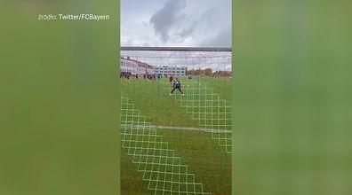 Gwiazdor Bayernu dał prawdziwy popis! Lewandowski i koledzy dumni (wideo)