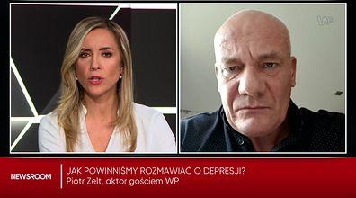 Piotr Zelt o walce z depresją. Przyznał się publicznie, że potrzebował leczenia