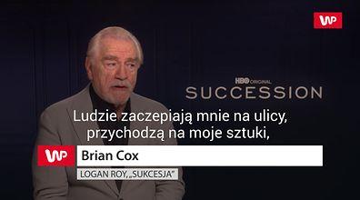 """""""Sukcesja"""" HBO. Serialowy Logan Roy często słyszy od fanow zaskakującą prośbę"""
