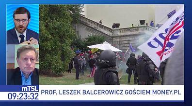 Prof. Balcerowicz: Trump traci wpływy, będą tak ograniczone jak sekty politycznej