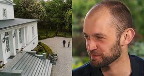 """Stanisław z """"Rolnik szuka żony"""" już NIE MIESZKA W PAŁACU! Pokazał, jak remontuje nowe mieszkanie (FOTO)"""