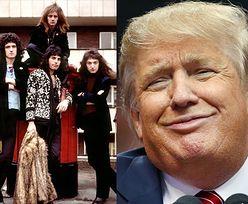 Donald Trump wykorzystał przebój QUEEN bez zgody zespołu. Muzycy są wściekli!