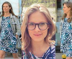 Wiosenna Julia Pietrucha i jej coraz większy brzuszek. W ciąży jest jeszcze piękniejsza?