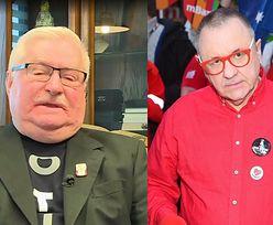 """Lech Wałęsa o rezygnacji Owsiaka: """"Nie może zejść z placu boju!"""""""