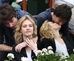 Vodianova całuje się z nowym facetem (FOTO)
