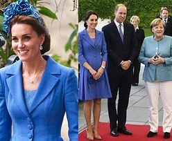 Księżna Kate założyła na ślub przyjaciółki tę samą kreację, którą miała w Polsce! (FOTO)