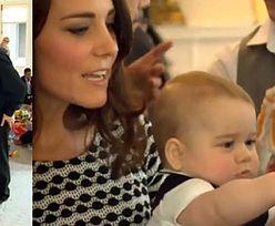 Książę Jerzy bawi się z dziećmi w Nowej Zelandii!