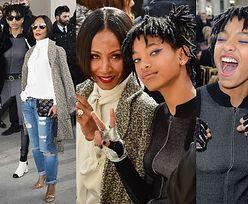 Willow Smith z mamą na pokazie Chanel w Paryżu (ZDJĘCIA)