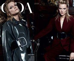 """Kasia Struss na okładce """"ODDA Magazine"""""""