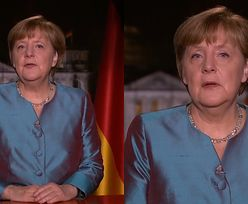 """Angela Merkel w orędziu: """"Mówimy terrorystom - jesteście mordercami!"""""""