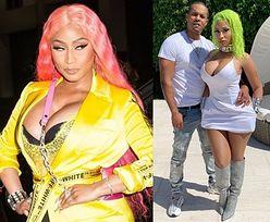 Nicki Minaj WYSZŁA ZA MĄŻ! Jej wybranek był skazany za... gwałt i zabójstwo