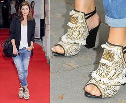 Czyje to buty?