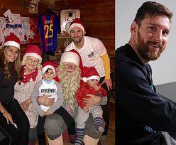 Świąteczny hit Instagrama: zdjęcie Messiego z Mikołajem (FOTO)