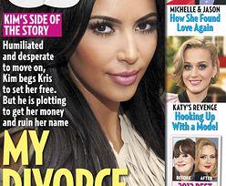 """Kardashian: """"Nie będę już komentować rozwodu!"""""""