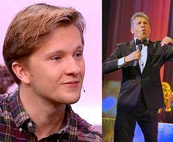 """Józefowicz promuje syna i siebie w śniadaniówce: """"Nie wydaje mi się, bym był weekendowym tatą"""""""