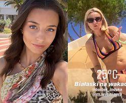 Julia Wieniawa pokazała na Instagramie swoją mamę w bikini. Pani Marta zostanie polską Kris Jenner?