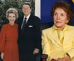 Zmarła Nancy Reagan, żona byłego prezydenta USA