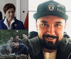 """Patryk Vega przedstawia zwiastun filmu """"Polityka"""". Fani: """"Przewidywalnie i NUDNO!"""" (WIDEO)"""