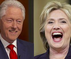 """Clinton o zasłabnięciu żony: """"Ma się dobrze. Podjęła decyzję, by przerwać kampanię i odpocząć!"""""""