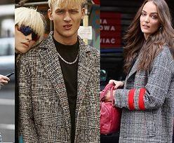 Bijoch i Piróg w tym samym MĘSKIM płaszczu. Kto wygląda lepiej?