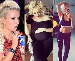 """Eliza z Warsaw Shore chwali się formą po ciąży. """"Cel osiągnięty - 53 kilogramy"""""""
