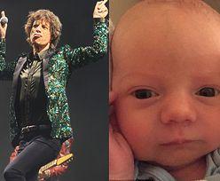 Córka Micka Jaggera pokazała jego ÓSME DZIECKO! (FOTO)