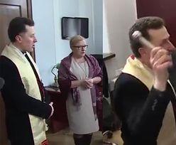 """Egzorcyzmy w Sejmie... """"Chcemy ZŁE DUCHY wypędzić z tego pokoju!"""""""