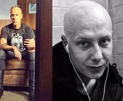 """Nergal pokazuje zdjęcie z czasów intensywnej chemioterapii. """"Zrobiłem je podczas wypróżniania"""" (FOTO)"""