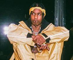 ASAP Rocky. Fanka rapera aresztowana w Waszyngtonie. Groziła, że WYSADZI SZWEDZKĄ AMBASADĘ!