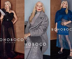 81–letnia aktorka w jesiennej kampanii Bohoboco! (ZDJĘCIA)