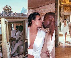 Kim wspomina ślubne przyjęcie w Wersalu (FOTO)