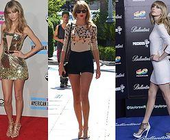 """Taylor Swift ma """"NAJLEPSZE NOGI w branży muzycznej""""!"""