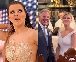 Jabłczyńska ŚPIEWAŁA na ślubie Krupy! (WIDEO)