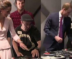 """""""DJ Kate"""" i """"DJ William"""" skreczują w Australii..."""