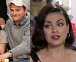 """Mila Kunis komplementuje Ashtona Kutchera: """"Mam najlepszego męża na świecie!"""""""