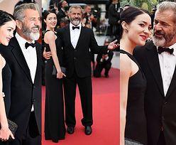 60-letni Mel Gibson z 25-letnią dziewczyną w Cannes! (ZDJĘCIA)