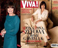 """Dorota Gawryluk zadziwia w """"Vivie!"""": """"Blogerki modowe SĄ CZĘSTO ARTYSTKAMI"""""""
