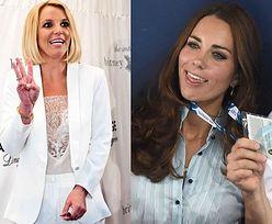 Britney WYŚLE SWOJĄ BIELIZNĘ... księżnej Kate!