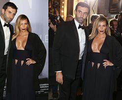 Kim Kardashian pokazuje CYCKI W PARYŻU (FOTO)