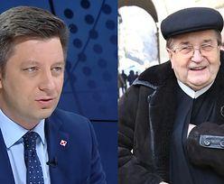 """Michał Dworczyk: """"Ojciec Tadeusz Rydzyk ma prawo do opinii, jak każdy Polak"""""""