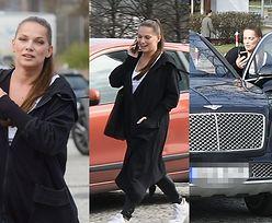 Joanna Liszowska w Bentleyu za ponad milion złotych