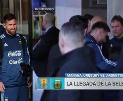 Leo Messi przytula się i robi zdjęcie z chłopcem, którego wcześniej wyprowadziła ochrona (WIDEO)