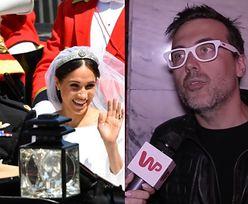 """DJ Adamus krytykuje Meghan i księcia Harry'ego: """"Ślub kosztował 50 milionów funtów. SKROMNI NIE BYLI!"""""""