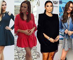 Sukienki mini i długie nogi gwiazd – podobają Wam się?
