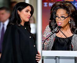 """Oprah Winfrey broni Meghan Markle: """"Myślę, że jest przedstawiana niesprawiedliwie. Nie jest taka, jak się wydaje"""""""