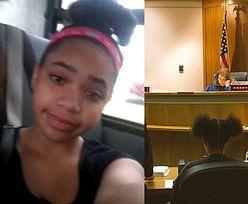 15-latka ZASTRZELIŁA OJCA-KATA! Nastolatka siedzi w areszcie już 11 MIESIĘCY!