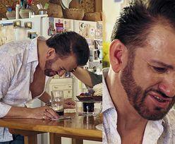 """Płaczący Gabriel wspomina związek z Rafałem: """"Cały czas martwię się o niego"""""""
